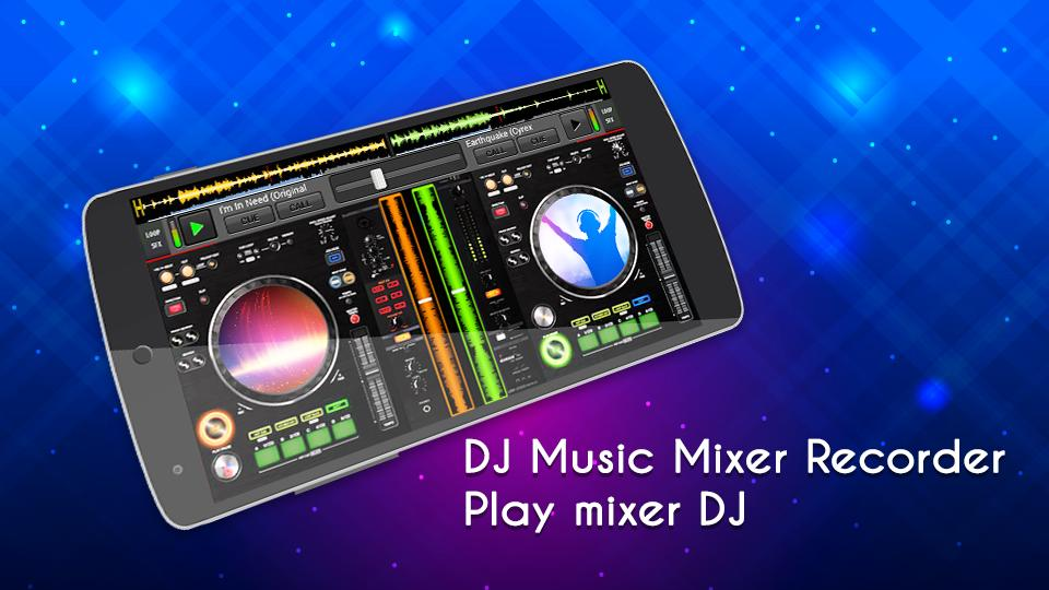 3D DJ Mixer PRO – Music Player for Android - APK Download