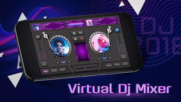3D DJ Mixer screenshot 1