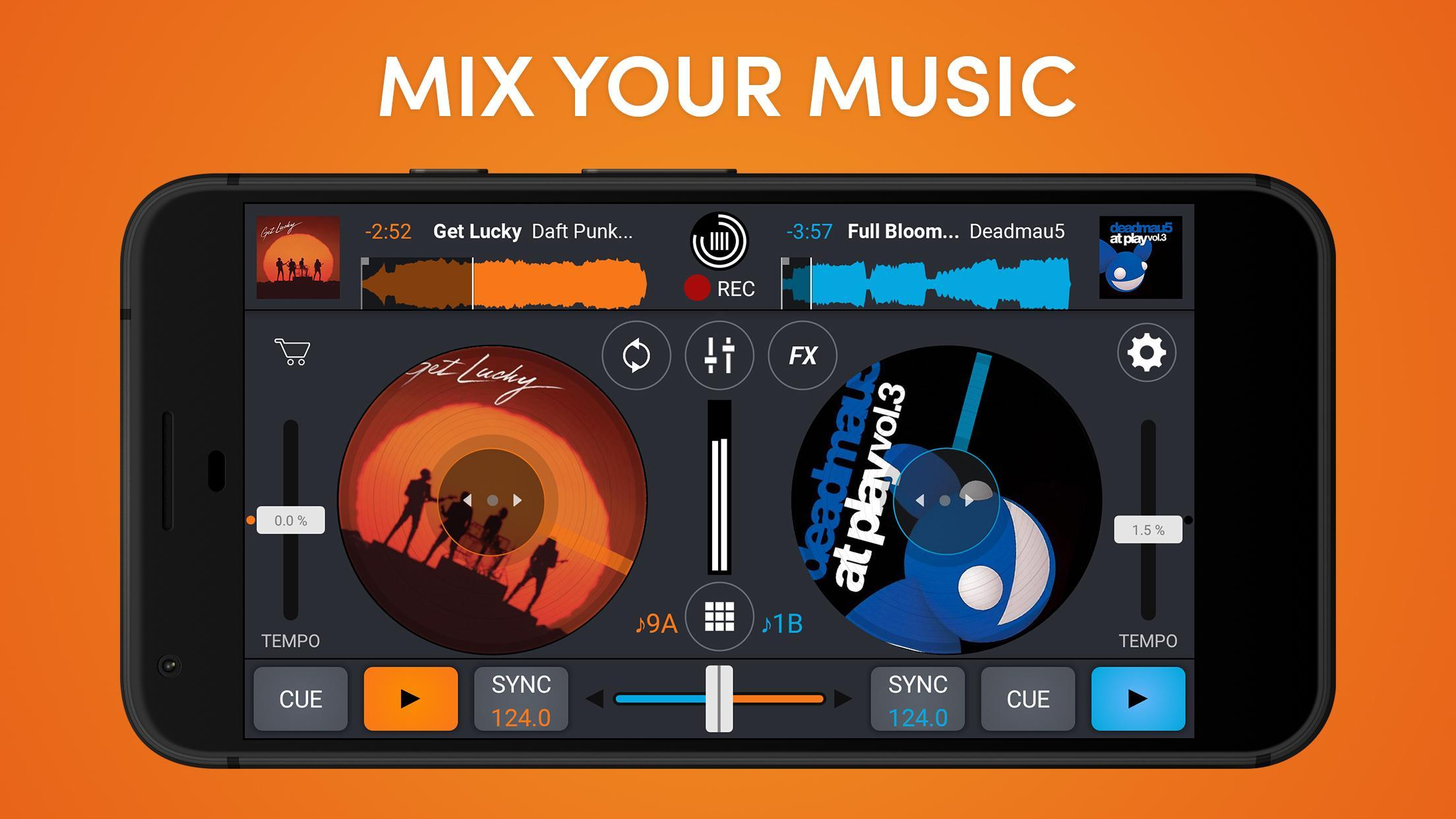 Cross DJ Free for Android - APK Download