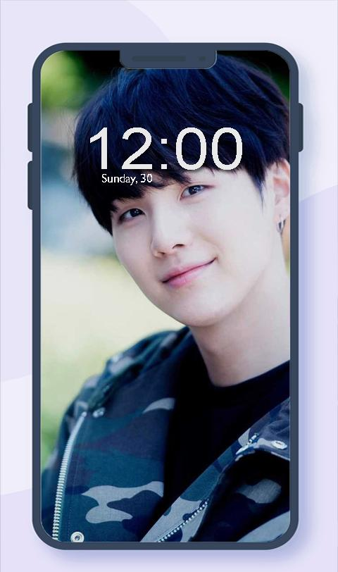 Suga Bts Cute Wallpaper Hd For Android Apk Download