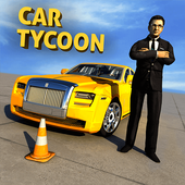 Car Tycoon 2018 – Car Mechanic Game ikona