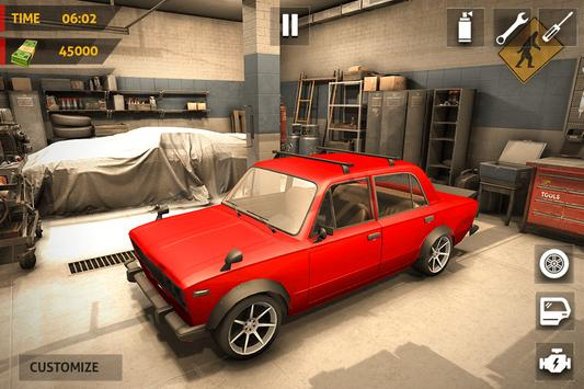 Car Tycoon 2018 – Car Mechanic Simulator screenshot 4