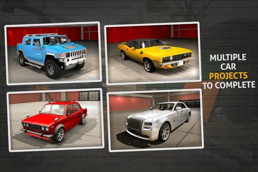 Car Tycoon 2018 – Car Mechanic Game screenshot 5