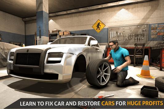 Car Tycoon 2018 – Car Mechanic Game screenshot 9