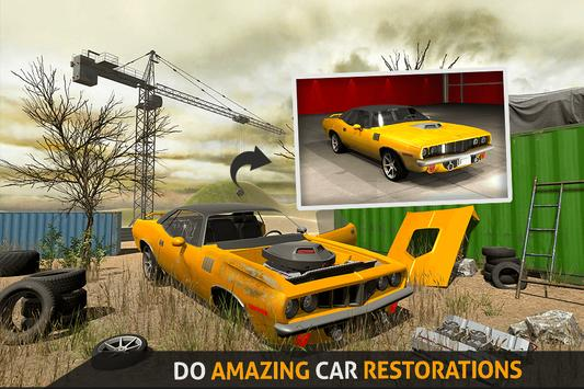 Car Tycoon 2018 – Car Mechanic Game screenshot 2