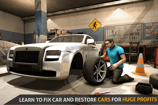 Car Tycoon 2018 – Car Mechanic Game screenshot 3