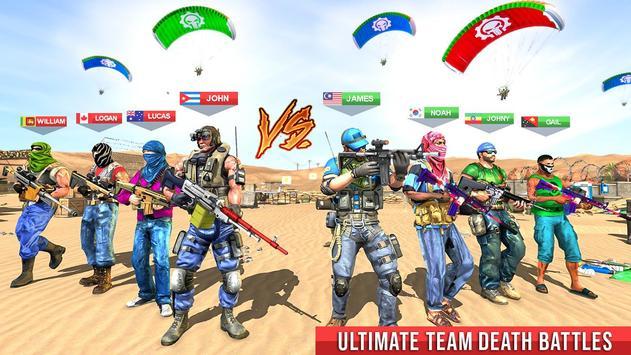 Fps Shooting Strike - Counter Terrorist Game 2019 screenshot 13