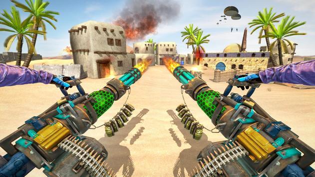 Fps Shooting Strike - Counter Terrorist Game 2019 screenshot 15