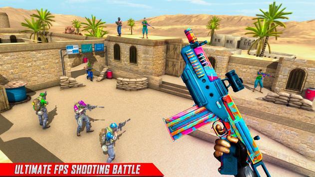 Fps Shooting Strike - Counter Terrorist Game 2019 screenshot 10