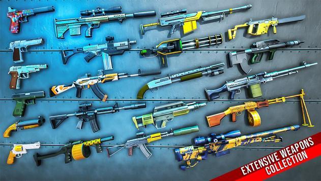 Fps Shooting Strike - Counter Terrorist Game 2019 screenshot 3