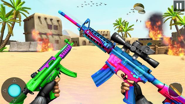 Fps Shooting Strike - Counter Terrorist Game 2019 screenshot 17