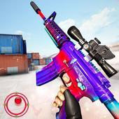 Police Counter Terrorist Shooting - FPS Strike War icon