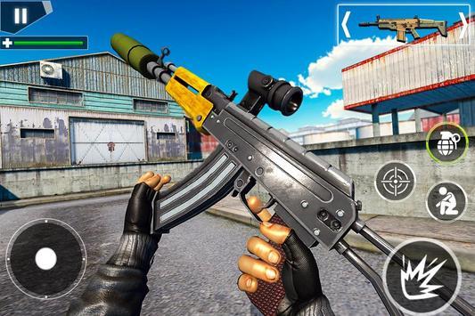 Police Counter Terrorist Shooting - FPS Strike War screenshot 7