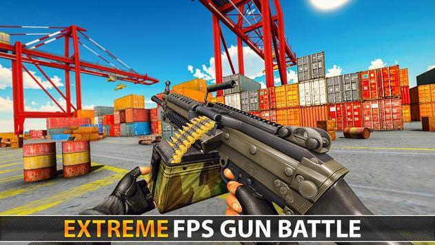 Police Counter Terrorist Shooting - FPS Strike War screenshot 8
