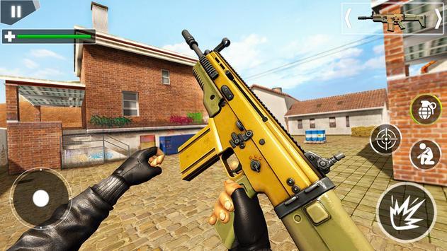 Police Counter Terrorist Shooting - FPS Strike War screenshot 17