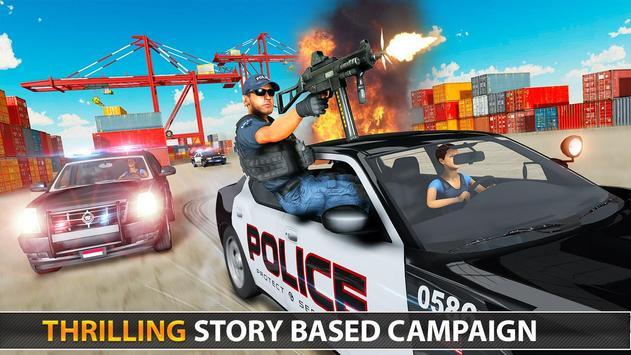 Police Counter Terrorist Shooting - FPS Strike War screenshot 20
