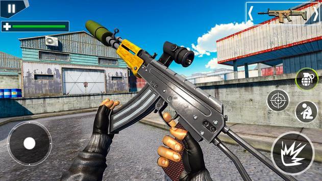 Police Counter Terrorist Shooting - FPS Strike War screenshot 22