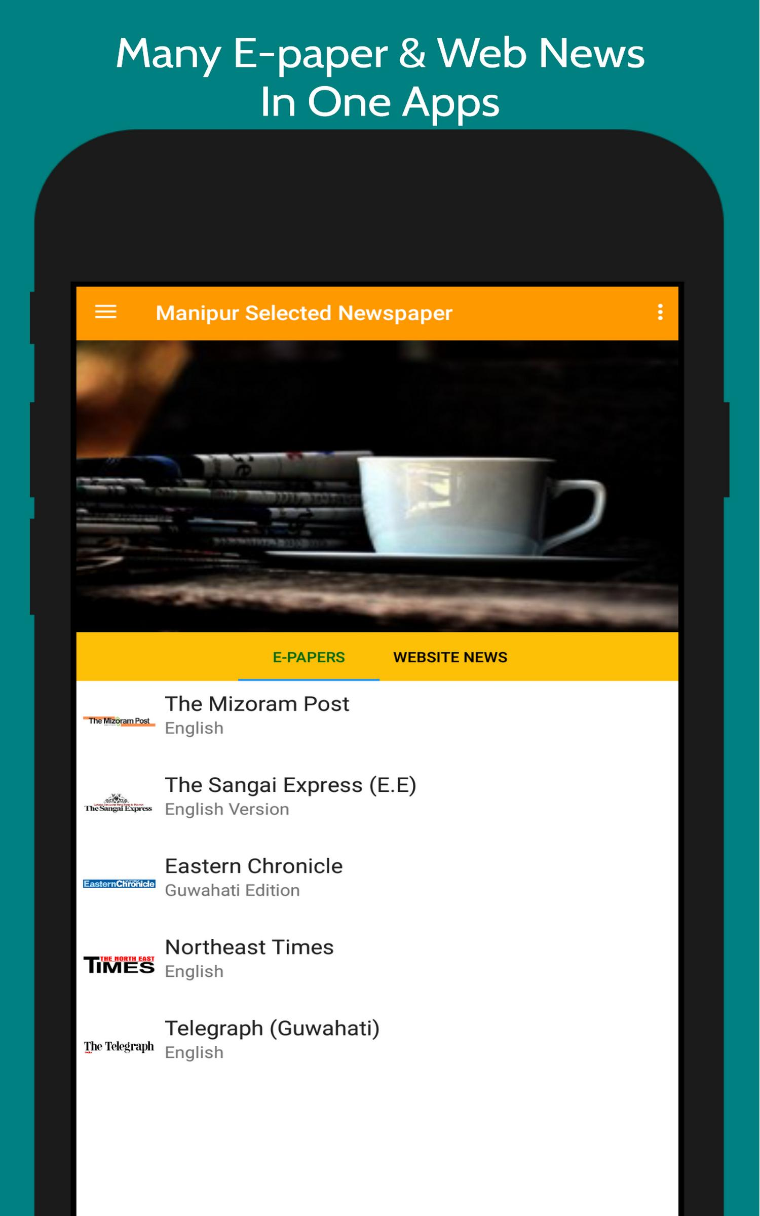 Mizoram News - A Daily Mizoram Newspaper Apps for Android - APK Download