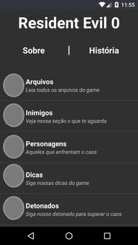 ProjetoRE screenshot 1