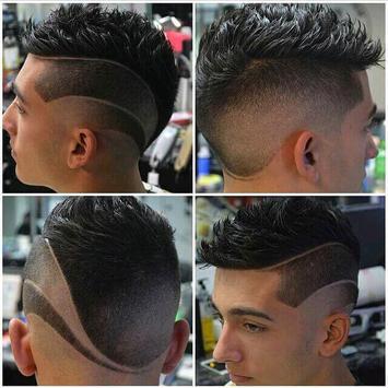 mans hairstyle screenshot 1