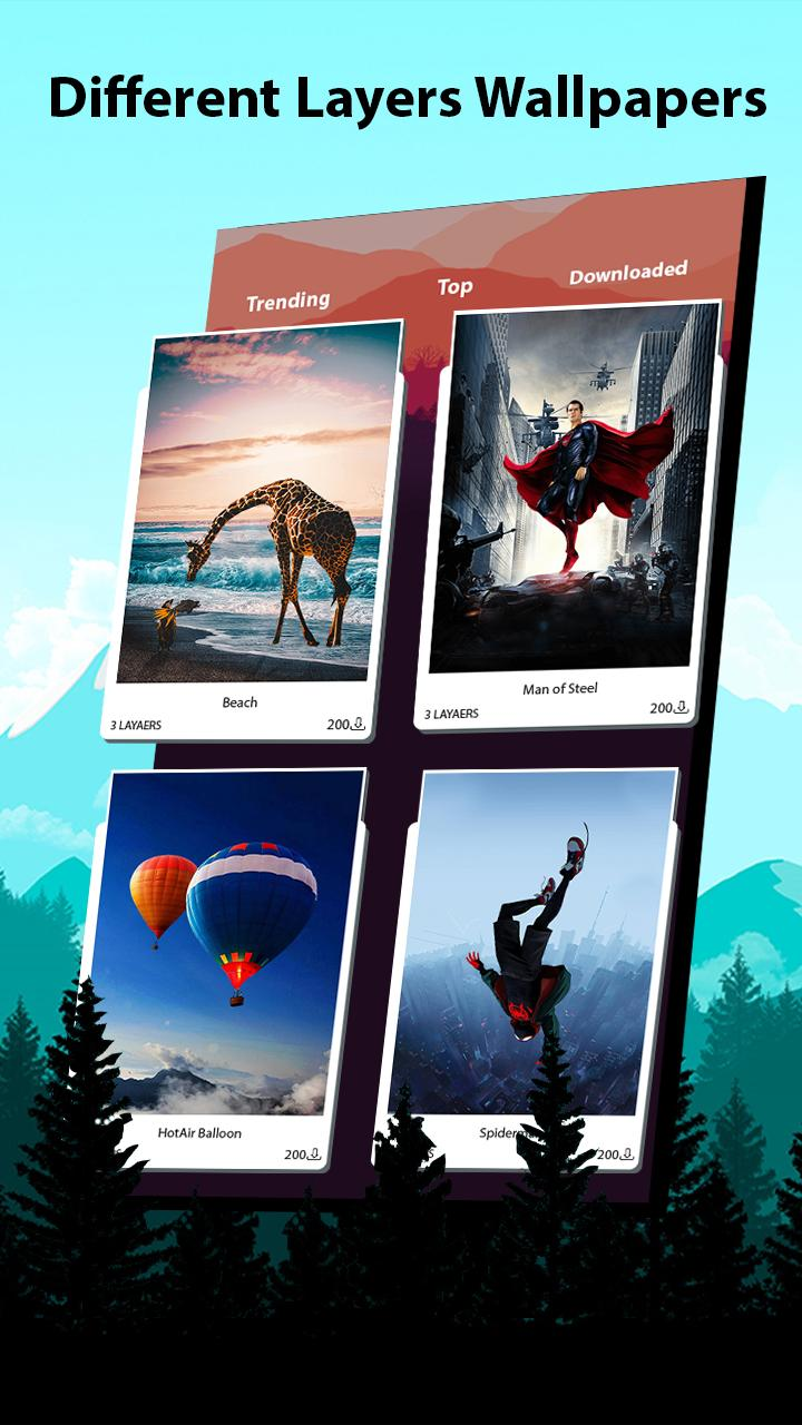 Live Wallpaper Hd 3d Parallax 2019 For Android Apk Download