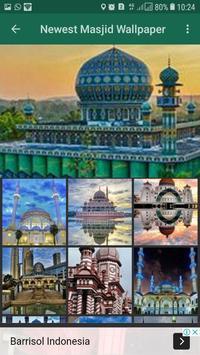 Wallpaper Masjid HD screenshot 2