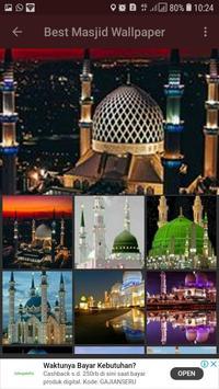 Wallpaper Masjid HD screenshot 3