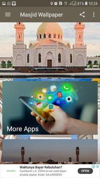 Wallpaper Masjid HD screenshot 6