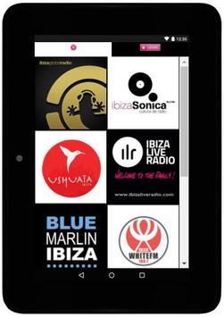 Ibiza radios screenshot 4