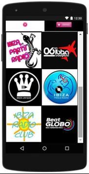 Ibiza radios screenshot 1