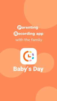 Baby's Day plakat