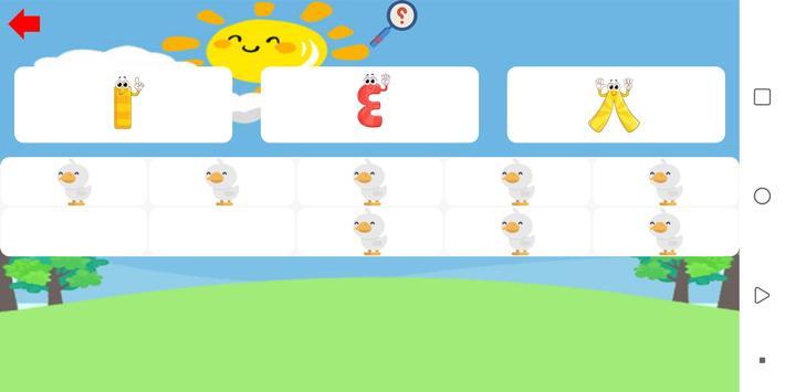 Learn Arabic Alphabet For Kids screenshot 12