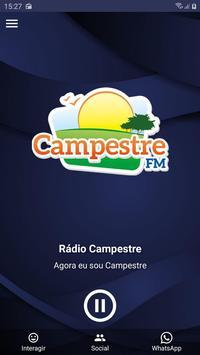 Rádio Campestre Cartaz