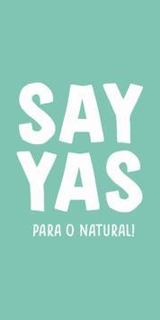 YAS AR poster