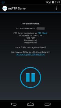 FTP Server poster