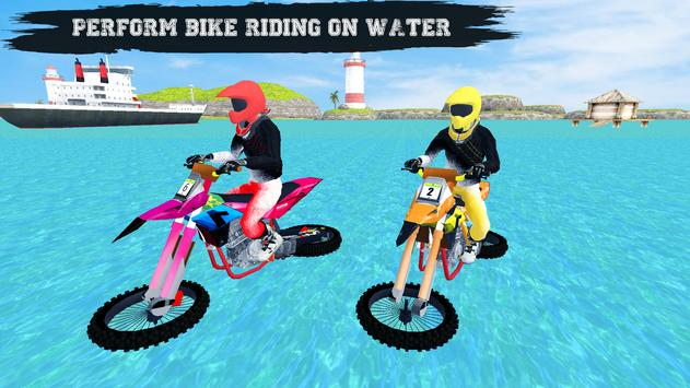 Beach Bike Ramp Stunts Racing Master screenshot 4