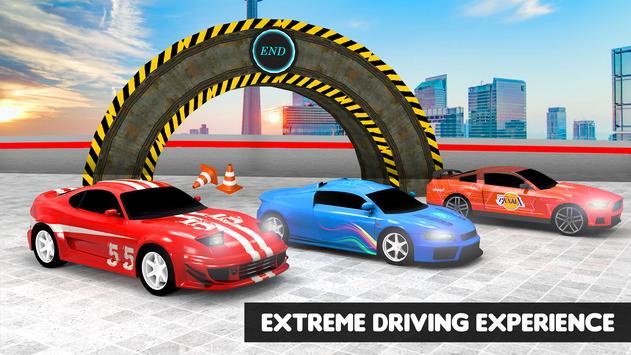 Car Ramp Impossible Tracks 3D - Car Stunts Racing poster