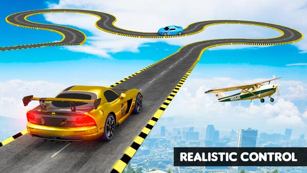 Car Ramp Impossible Tracks 3D - Car Stunts Racing screenshot 4