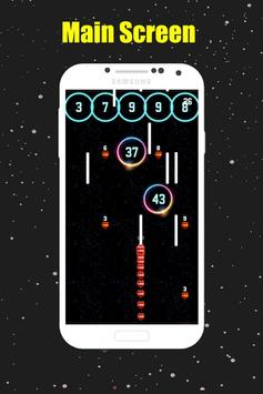 Galaxy VS. Hearts screenshot 1