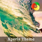 wave | Xperia™ Theme icon