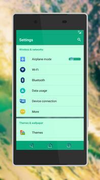 wave | Xperia™ Theme screenshot 6