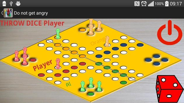 Do not get angry screenshot 2