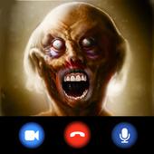 Granny Horror Video Call Simulator icon