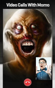 Granny Horror Video Call Simulator screenshot 2