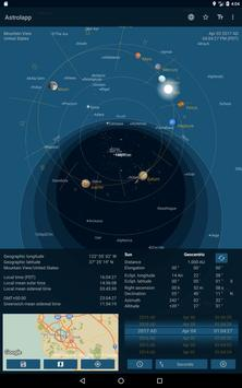 Astrolapp Live Planets and Sky Map 截圖 7