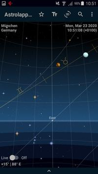 Astrolapp Live Planets and Sky Map 海報