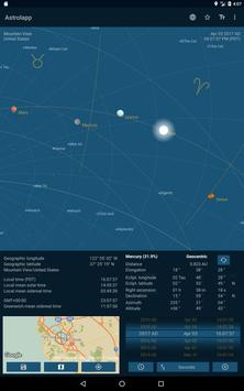Astrolapp Live Planets and Sky Map 截圖 9