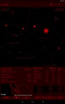 Astrolapp Live Planets and Sky Map 截圖 10