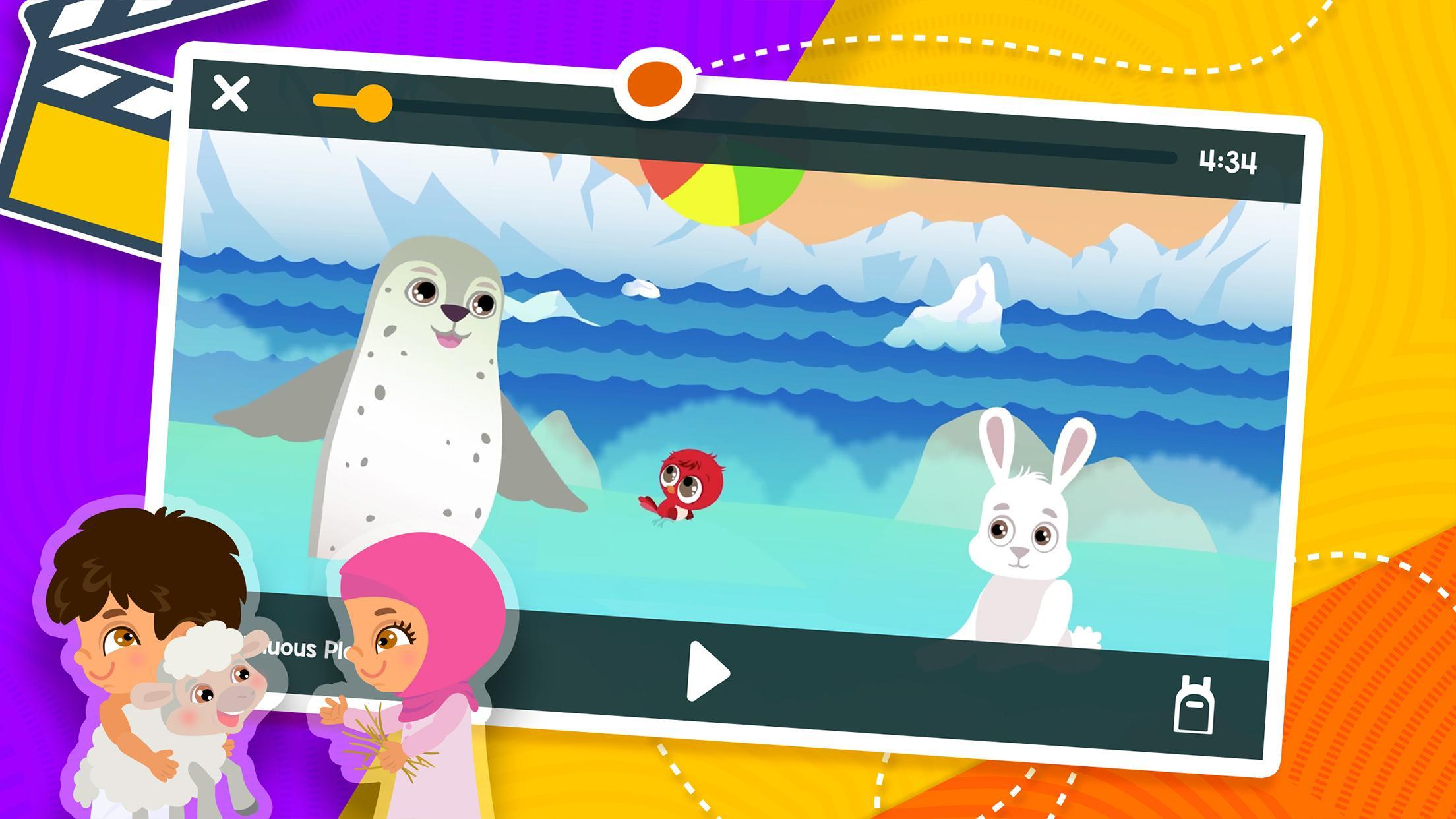 Muslim Kids TV for Android   APK Download