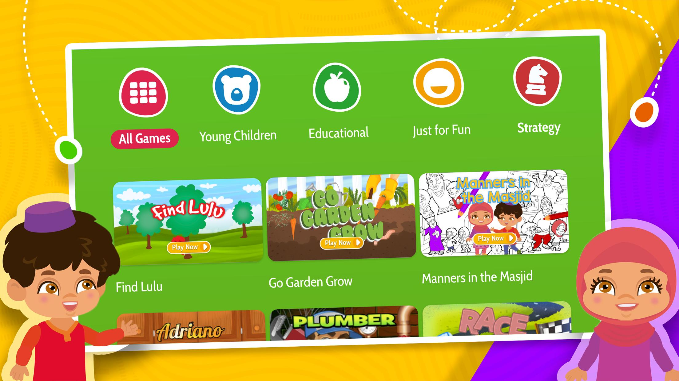 20 Muslim Kids TV for Android   APK Download